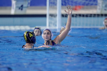 05/01/2019 - contrasto Ekipe Orizzonte vs Rapallo Pallanuoto - FINAL SIX FEMMINILE - DAY 2 - COPPA ITALIA FEMMINILE - PALLANUOTO