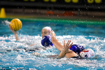 Lantech Plebiscito Padova vs UGRA Khanty Mansiysk - Qualification Round - EURO LEAGUE WOMEN - PALLANUOTO