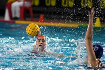 Olympiacos Piraeus vs UGRA Khanty Mansiysk - Qualification Round - EURO LEAGUE WOMEN - PALLANUOTO