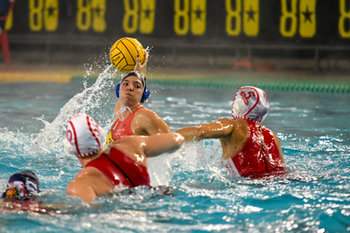 Olympiacos Piraeus vs Plebiscito Padova - Qualification Round - EURO LEAGUE WOMEN - PALLANUOTO