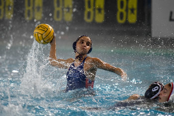 UGRA Khanty Mansiysk vs La Sirena Mataro - Qualification Round - EURO LEAGUE WOMEN - PALLANUOTO