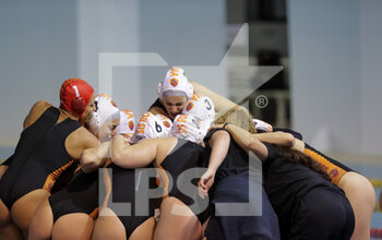 05/02/2021 - SIS Roma - SIS ROMA VS OLYMPIAKOS SF PIRAEUS - EURO LEAGUE WOMEN - PALLANUOTO