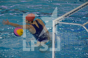 22/01/2021 - 13 GEVA Inbar [ROLE: Goalkeeper] (Israel)  - WOMEN'S WATERPOLO OLYMPIC GAME QUALIFICATION TOURNAMENT 2021 - ITALY VS ISRAEL - TORNEO OLIMPICO - PALLANUOTO