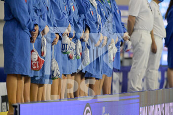 22/01/2021 - Italy - WOMEN'S WATERPOLO OLYMPIC GAME QUALIFICATION TOURNAMENT 2021 - ITALY VS ISRAEL - TORNEO OLIMPICO - PALLANUOTO