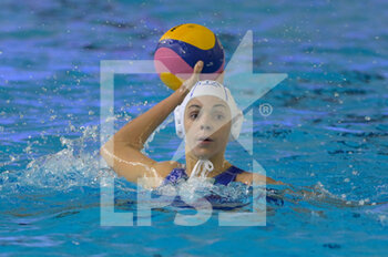 22/01/2021 -  - WOMEN'S WATERPOLO OLYMPIC GAME QUALIFICATION TOURNAMENT 2021 - ITALY VS ISRAEL - TORNEO OLIMPICO - PALLANUOTO