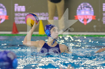 22/01/2021 - 6 FUTORIAN Hila [ROLE: Defender] (Israel)  - WOMEN'S WATERPOLO OLYMPIC GAME QUALIFICATION TOURNAMENT 2021 - ITALY VS ISRAEL - TORNEO OLIMPICO - PALLANUOTO