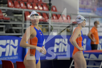 24/01/2021 - Netherlands Team - WOMEN'S WATERPOLO OLYMPIC GAME QUALIFICATION TOURNAMENT 2021 - NETHERLANDS VS HUNGARY - TORNEO OLIMPICO - PALLANUOTO