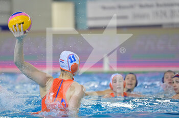 24/01/2021 - 11 VAN DE KRAATS Simone [ROLE: Wing] (Netherlands)  - WOMEN'S WATERPOLO OLYMPIC GAME QUALIFICATION TOURNAMENT 2021 - NETHERLANDS VS HUNGARY - TORNEO OLIMPICO - PALLANUOTO