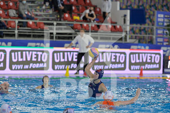 24/01/2021 - 3 VALYI Vanda [ROLE: Wing] (Hungary)  - WOMEN'S WATERPOLO OLYMPIC GAME QUALIFICATION TOURNAMENT 2021 - NETHERLANDS VS HUNGARY - TORNEO OLIMPICO - PALLANUOTO