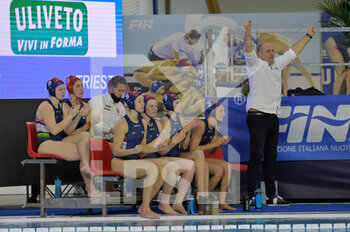 24/01/2021 - Hungary Team - WOMEN'S WATERPOLO OLYMPIC GAME QUALIFICATION TOURNAMENT 2021 - NETHERLANDS VS HUNGARY - TORNEO OLIMPICO - PALLANUOTO