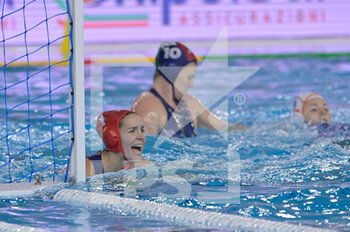 24/01/2021 - 1 GANGL Edina	[ROLE: Goalkeeper] (Hungary) - WOMEN'S WATERPOLO OLYMPIC GAME QUALIFICATION TOURNAMENT 2021 - NETHERLANDS VS HUNGARY - TORNEO OLIMPICO - PALLANUOTO