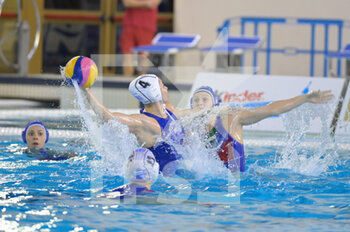 24/01/2021 -  4 ELEFTHERIADOU Nikoleta [ROLE: Wing] (Greece)  - WOMEN'S WATERPOLO OLYMPIC GAME QUALIFICATION TOURNAMENT 2021 - ITALY VS GREECE - TORNEO OLIMPICO - PALLANUOTO