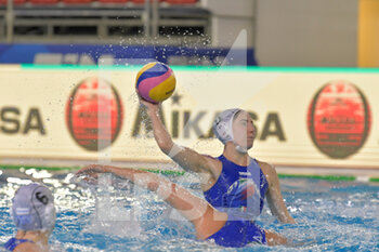 24/01/2021 - 11 PLEVRITOU Eleftheria [ROLE: Wing] (Greece)  - WOMEN'S WATERPOLO OLYMPIC GAME QUALIFICATION TOURNAMENT 2021 - ITALY VS GREECE - TORNEO OLIMPICO - PALLANUOTO