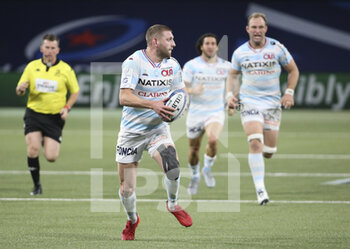 26/09/2020 - Finn Russell of Racing 92 during the Champions Cup, semi-final rugby union match between Racing 92 and Saracens on September 26, 2020 at Paris La Defense Arena in Nanterre near Paris, France - Photo Juan Soliz / DPPI - SEMI-FINAL - RACING 92 VS SARACENS - HEINEKEN CHAMPIONS CUP - RUGBY