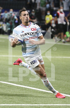 26/09/2020 - Juan Imhoff of Racing 92 during the Champions Cup, semi-final rugby union match between Racing 92 and Saracens on September 26, 2020 at Paris La Defense Arena in Nanterre near Paris, France - Photo Juan Soliz / DPPI - SEMI-FINAL - RACING 92 VS SARACENS - HEINEKEN CHAMPIONS CUP - RUGBY