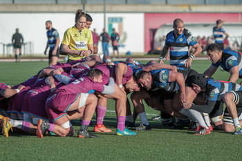 08/12/2018 - mischia FF.OO. Rugby - FF.OO. RUGBY VS RC LOCOMOTIVE TIBLISI - CONTINENTAL SHIELD - RUGBY