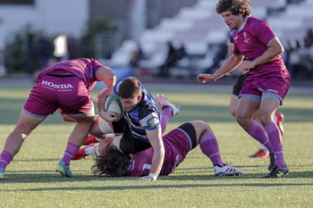 08/12/2018 - azione Dachi Kopadze - FF.OO. RUGBY VS RC LOCOMOTIVE TIBLISI - CONTINENTAL SHIELD - RUGBY
