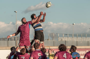 08/12/2018 - touche Locomotive Tiblisi - FF.OO. RUGBY VS RC LOCOMOTIVE TIBLISI - CONTINENTAL SHIELD - RUGBY