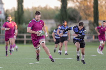 08/12/2018 - Sean McCarthy - FF.OO. RUGBY VS RC LOCOMOTIVE TIBLISI - CONTINENTAL SHIELD - RUGBY