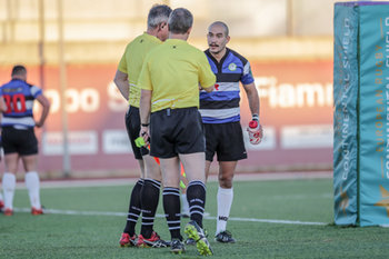 08/12/2018 - Giorgi Begadze - FF.OO. RUGBY VS RC LOCOMOTIVE TIBLISI - CONTINENTAL SHIELD - RUGBY