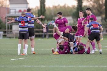 08/12/2018 - contrasto FF.OO. Rugby vs Locomotive Tiblisi - FF.OO. RUGBY VS RC LOCOMOTIVE TIBLISI - CONTINENTAL SHIELD - RUGBY