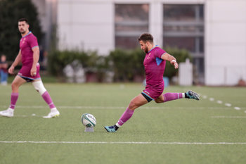 08/12/2018 - James Ambrosini - FF.OO. RUGBY VS RC LOCOMOTIVE TIBLISI - CONTINENTAL SHIELD - RUGBY
