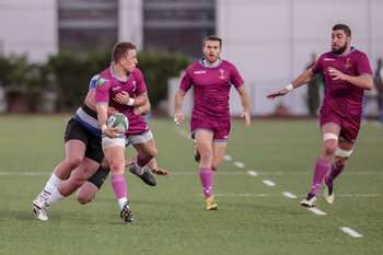 08/12/2018 - Michelangelo Biondelli - FF.OO. RUGBY VS RC LOCOMOTIVE TIBLISI - CONTINENTAL SHIELD - RUGBY
