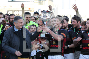 RUGBY - COPPA ITALIA - Benetton Treviso vs FC Grenoble