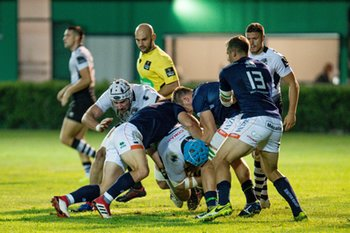AMICHEVOLE 2018 - BENETTON TREVISO vs ZEBRE RUGBY - GUINNESS PRO 14 - RUGBY