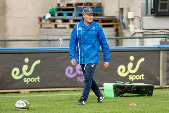 Coach Kieran Crowley - Benetton Treviso vs Ulster Rugby - GUINNESS PRO 14 - RUGBY