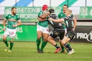 Hame Faiva - Benetton Treviso vs Ulster Rugby - GUINNESS PRO 14 - RUGBY