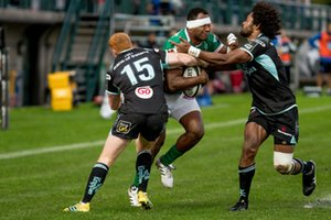 Ratuva Tavuyara - Benetton Treviso vs Ulster Rugby - GUINNESS PRO 14 - RUGBY