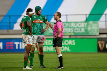 Mike Adamson - Benetton Treviso vs Ulster Rugby - GUINNESS PRO 14 - RUGBY