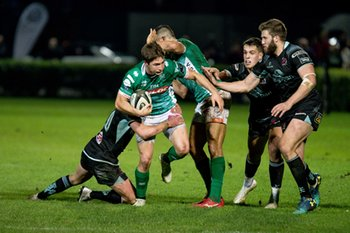 Antonio Rizzi - Benetton Treviso vs Ulster Rugby - GUINNESS PRO 14 - RUGBY