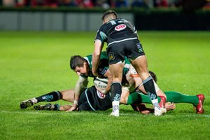 Alessandro Zanni - Benetton Treviso vs Ulster Rugby - GUINNESS PRO 14 - RUGBY
