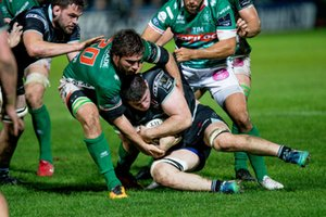 Giovanni Pettinelli - Benetton Treviso vs Ulster Rugby - GUINNESS PRO 14 - RUGBY
