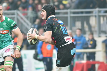 23/12/2018 - Carlo Canna Zebre - ZEBRE VS BENETTON TREVISO - GUINNESS PRO 14 - RUGBY