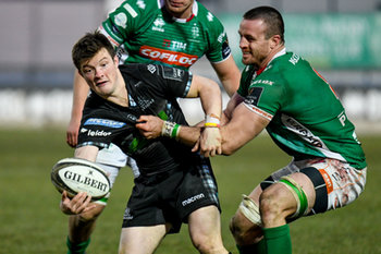 BENETTON TREVISO VS GLASGOW WARRIORS - GUINNESS PRO 14 - RUGBY