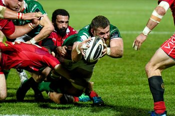 Benetton Treviso vs Scarlets - GUINNESS PRO 14 - RUGBY