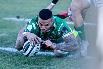 Benetton Treviso vs Dragons Rugby - GUINNESS PRO 14 - RUGBY