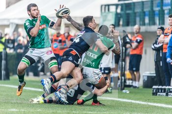 BENETTON RUGBY VS EDINBURGH RUGBY - GUINNESS PRO 14 - RUGBY