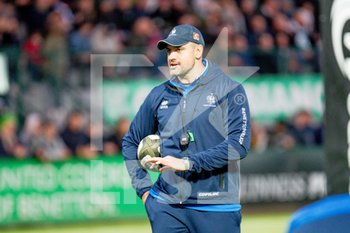 12/04/2019 - Marco Bortolami - BENETTON TREVISO VS MUNSTER RUGBY - GUINNESS PRO 14 - RUGBY
