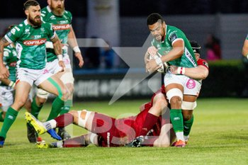 12/04/2019 - Toa Halafihi - BENETTON TREVISO VS MUNSTER RUGBY - GUINNESS PRO 14 - RUGBY
