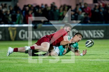 12/04/2019 - Tommaso Allan - BENETTON TREVISO VS MUNSTER RUGBY - GUINNESS PRO 14 - RUGBY