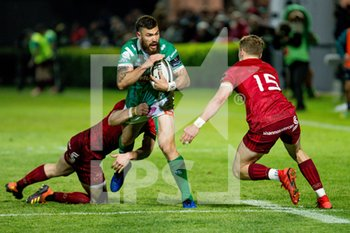 12/04/2019 - Jayden Hayward - BENETTON TREVISO VS MUNSTER RUGBY - GUINNESS PRO 14 - RUGBY