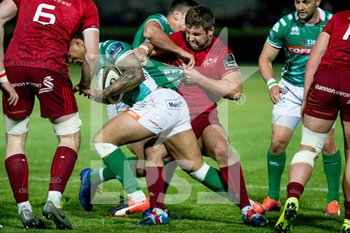 12/04/2019 -  - BENETTON TREVISO VS MUNSTER RUGBY - GUINNESS PRO 14 - RUGBY