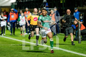 12/04/2019 - Monty Ioane - BENETTON TREVISO VS MUNSTER RUGBY - GUINNESS PRO 14 - RUGBY