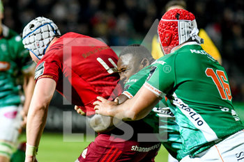 12/04/2019 - Cherif Traore - BENETTON TREVISO VS MUNSTER RUGBY - GUINNESS PRO 14 - RUGBY