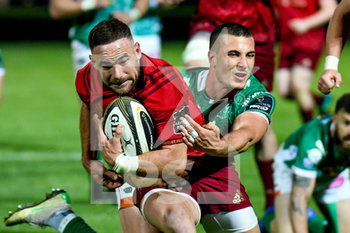RUGBY - GUINNESS PRO 14 - Benetton Treviso vs Munster Rugby