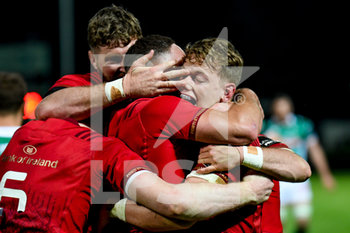 12/04/2019 - Esultanza Munster - BENETTON TREVISO VS MUNSTER RUGBY - GUINNESS PRO 14 - RUGBY